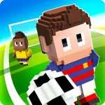Blocky Soccer 1.5_161 APK MODs Unlimited money Download on Android