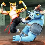 Kung Fu Animal Fighting Games Wild Karate Fighter 1.1.5 APK MODs Unlimited money Download on Android