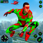 Light Robot Superhero Rescue Mission 2 32 APK MODs Unlimited money Download on Android