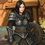 Moonshades dungeon crawler RPG game 1.6.13 APK MODs Unlimited money Download on Android