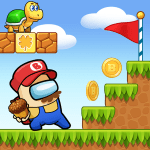 Super Bobbys World – Free Run Game 1.23 APK MODs Unlimited money Download on Android
