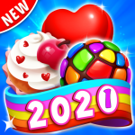 Candy Matching 1.2.0 APK MODs Unlimited money Download on Android