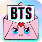 BTS Messenger Chat Simulator 2 3.0.0 APK MODs Unlimited money Download on Android