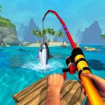 Boat Fishing Simulator Salmon Wild Fish Hunting 2.1 APK MODs Unlimited money Download on Android