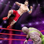 Cage Wrestling Games Ring Fighting Champions 1.1.7 APK MODs Unlimited money Download on Android
