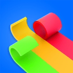 Color Roll 3D 0.94 APK MODs Unlimited money Download on Android