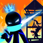 Hero Castle War Tower Attack 2021.25 APK MODs Unlimited money Download on Android