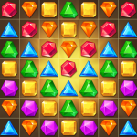 Jewels Original – Classical Match 3 Game 1.0.5 APK MODs Unlimited money Download on Android
