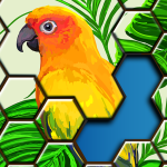 Jigsaw Puzzles Hexa 2.4.3 APK MODs Unlimited money Download on Android