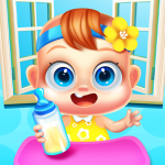 My Baby Care – Newborn Babysitter Baby Games 2.5 APK MODs Unlimited money Download on Android