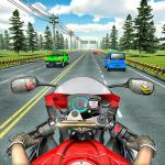New Racing In Moto Traffic Stunt Race 2021 1.25 APK MODs Unlimited money Download on Android