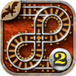 Rail Maze 2 Train puzzler 1.4.9 APK MODs Unlimited money Download on Android