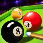 Shooting Pool-relax 8 ball billiards 1.5 APK MODs Unlimited money Download on Android