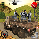 US Army Truck Driving 2021 Real Military Truck 3D 1.0.9 APK MODs Unlimited money Download on Android