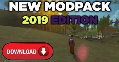 Modpack Summer Low-Medium PC by Era RPG