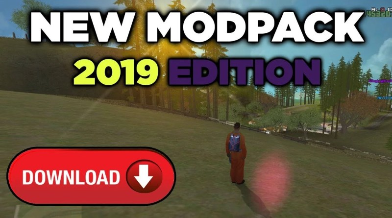 Modpack Summer Low-Medium PC by Era RPG