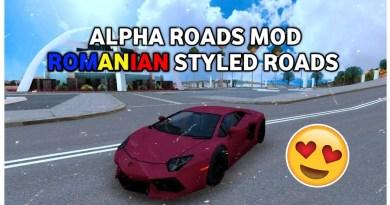 Alpha Roads Mod by Bujorica