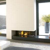870 Black I Designer Fireplace