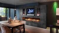 Custom-made Fireplace As Home Centrepiece