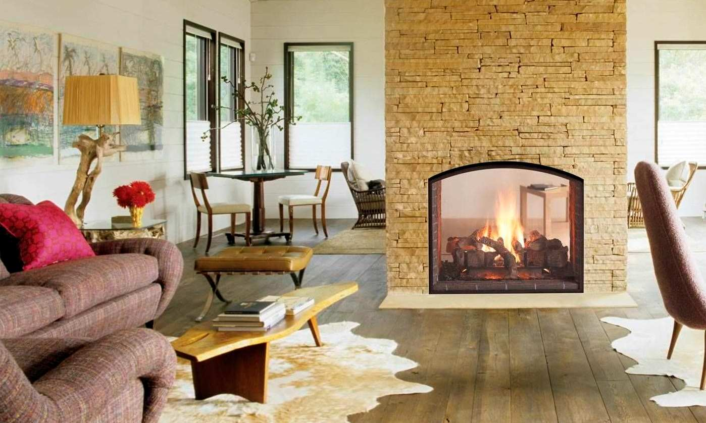 Pros And Cons Of Double Sided Fireplace