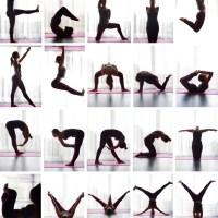 Η αλφαβήτα της yoga
