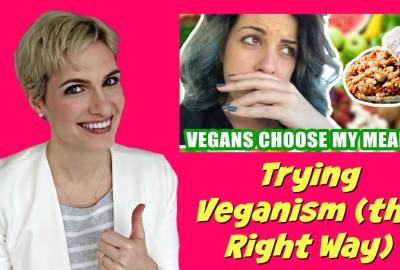 candace lowry veganism for a week modvegan