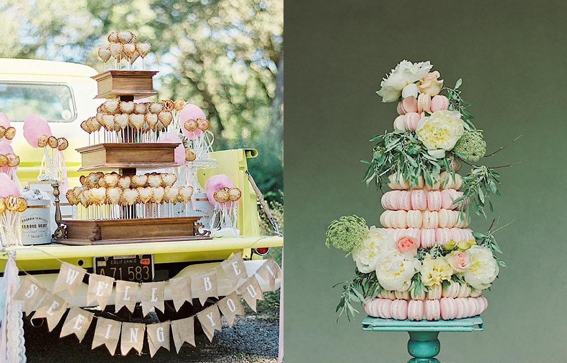 Step Outside The Box With Alternative Wedding Cake Ideas