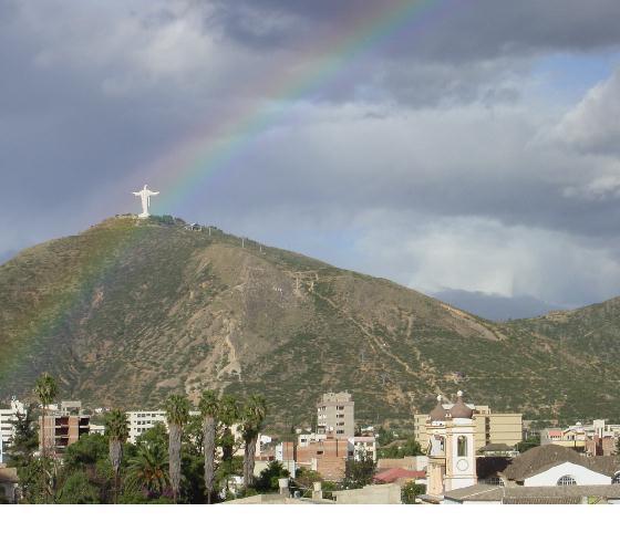 Datos básicos sobre Cochabamba, Bolivia. (1/3)