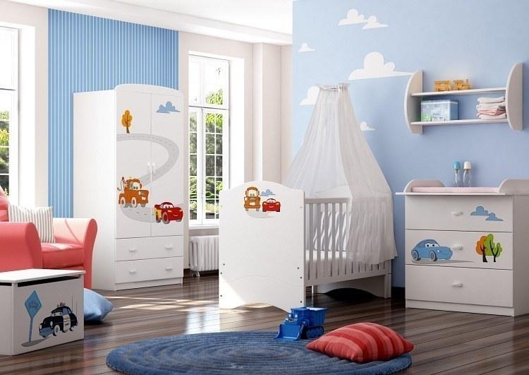 Dynamisch Kinderzimmer Cars 2018 Babyzimmer Disney Cars Mit Soft