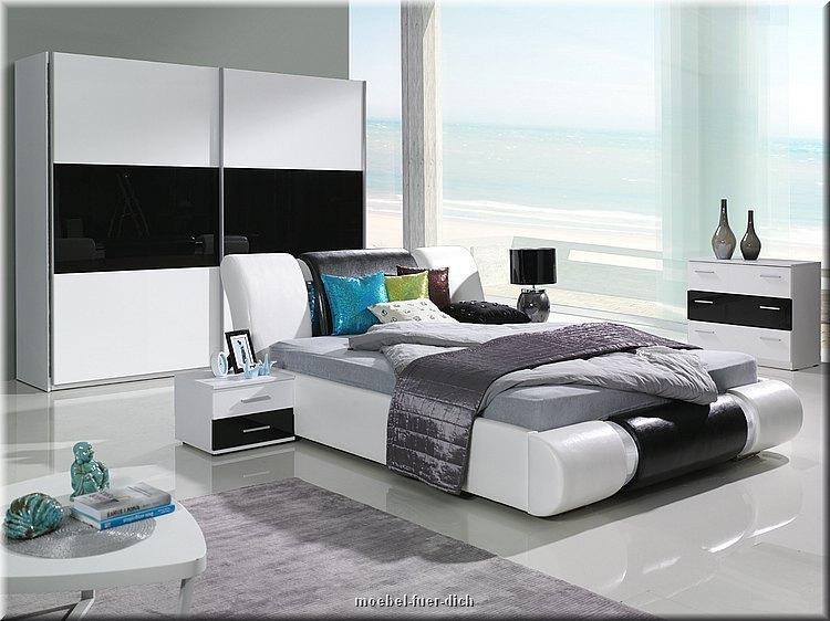 Komplett Schlafzimmer Bett 160 Cm | Lignum Esstisch Buche ...