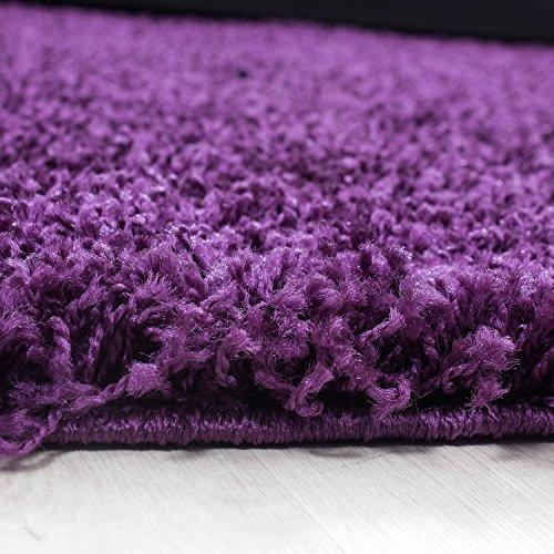 Shaggy Teppiche fr Wohnzimmer Esszimmer oder Gstezimmer mit verschiedenen Farben wie