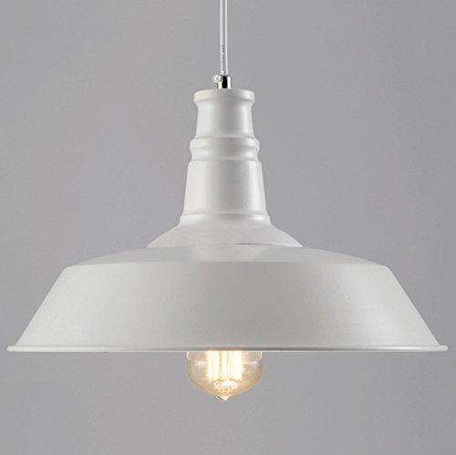 BAYCHEER Vintage Pendelleuchte Hngelampe Industrie Lampe Deckenleuchte hhenverstellbar fr