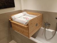Wickelaufsatz Badewanne