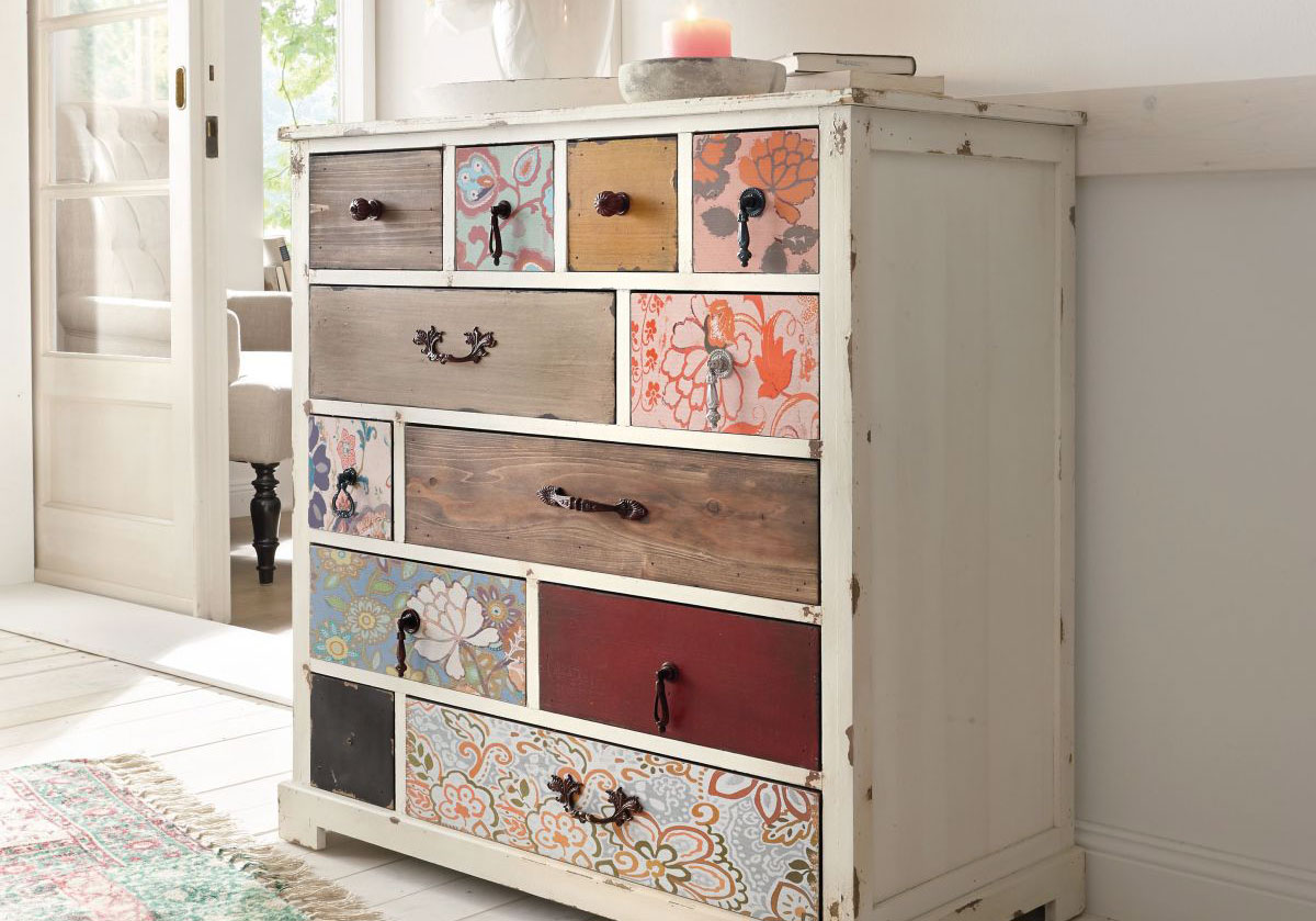 shabby chic möbel selber machen – home sweet home
