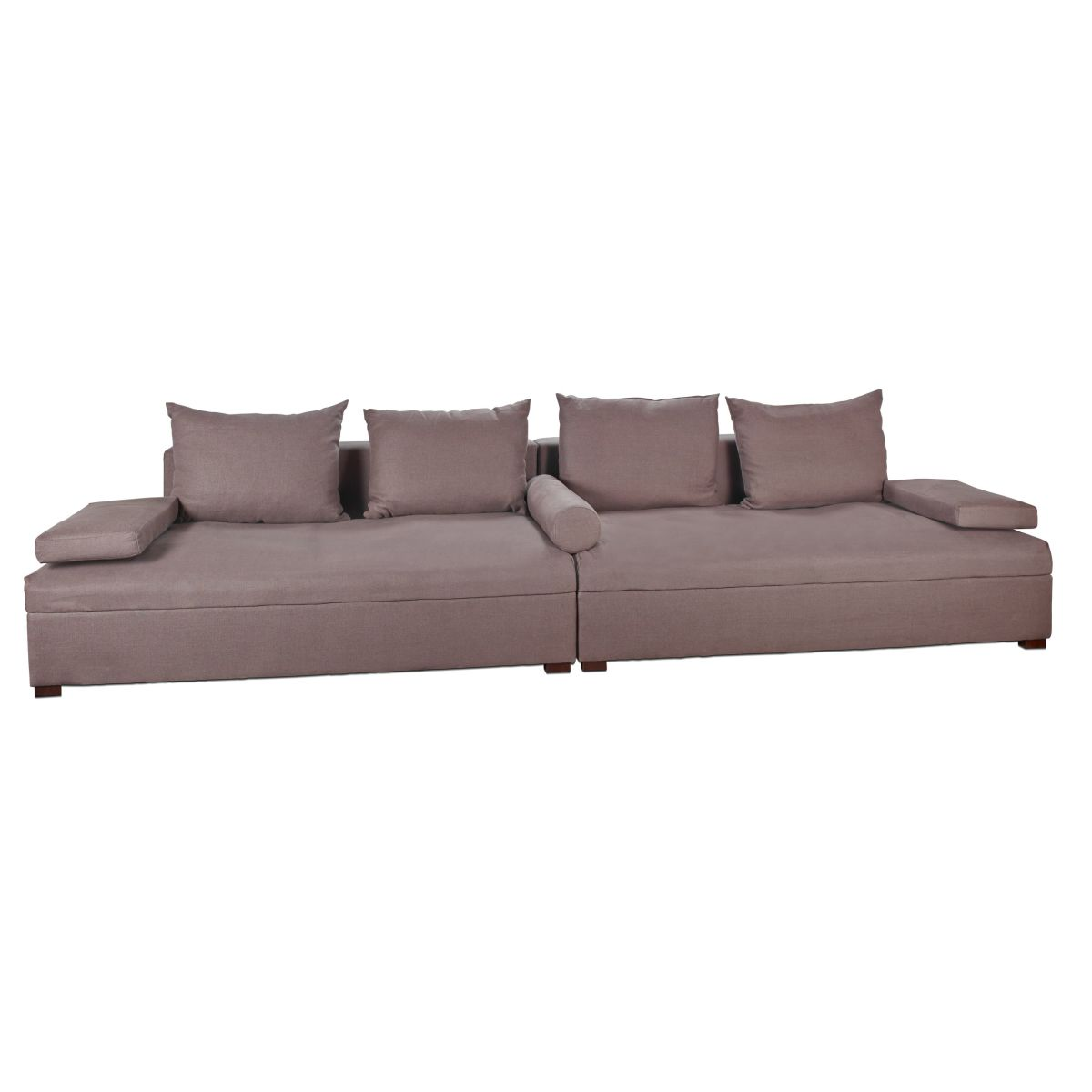 sofa couch online bestellen light grey velvet corner 100 leinen versandkostenfrei moebeldeal