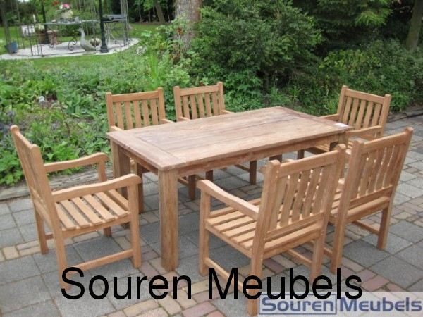 Teak Tisch Teakgartentisch Aus Holz Gartenmobel Alu Holz