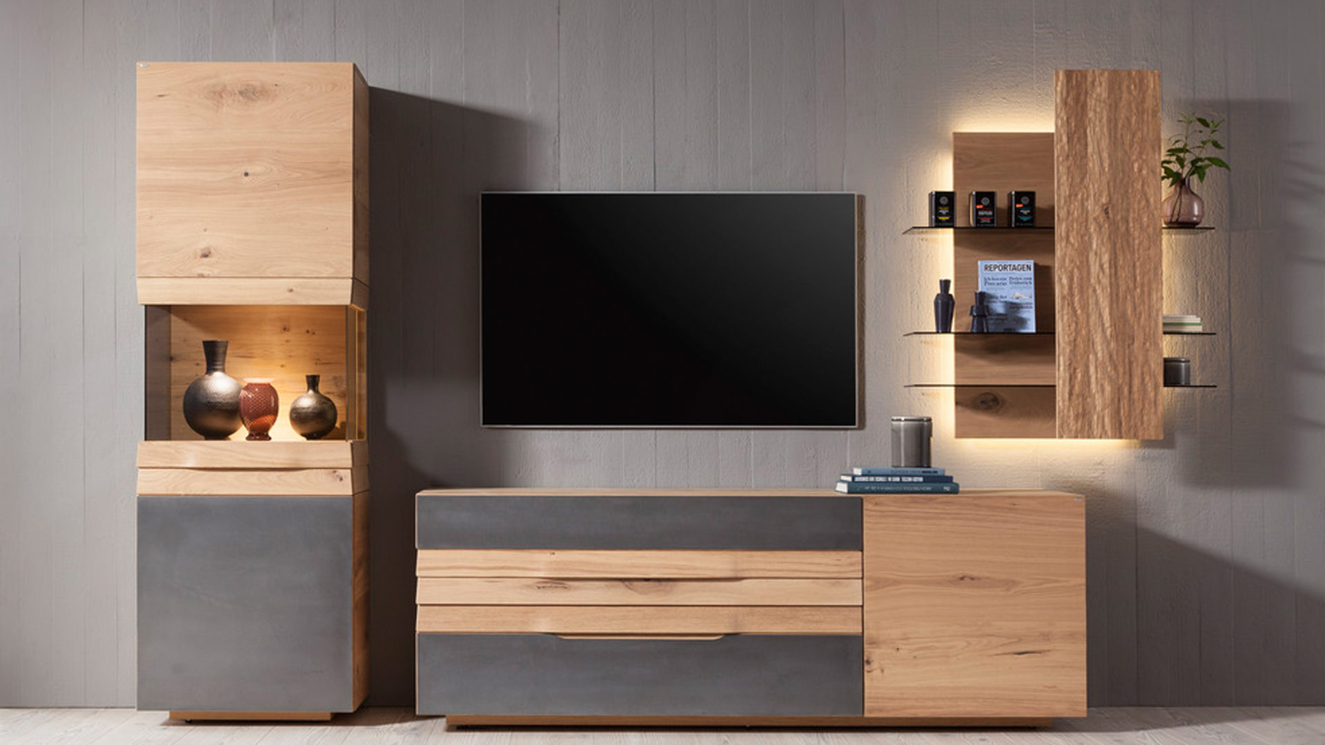 Voglauer Wohnzimmer V Solid