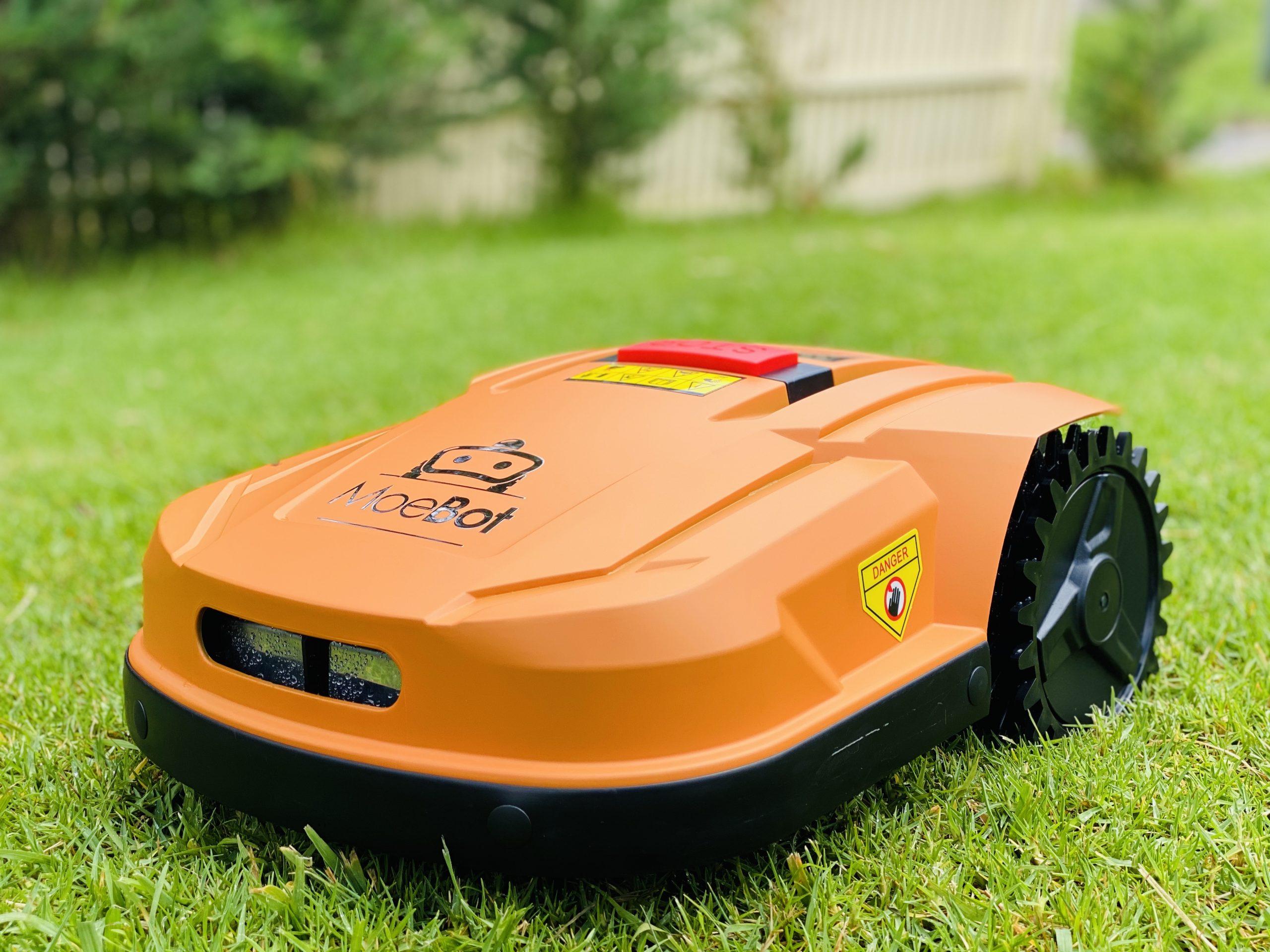 Robot Lawn Mower - Moebot Works