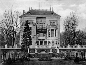 Ludwig Baruch, Lilly Baruch, Judenhaus