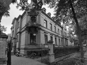 Fritz Wolff, Theodor Wolff, Marta Martha, Judenhaus Wiesbaden, Herrngartenstr. 11, Parkstr. 36