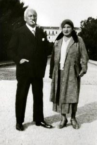 Marta Wolff, Theodort Wolff, Judenhaus Wiesbaden, Judenhäuser, Herrngartenstr. 11
