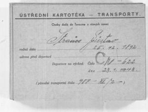 Gustav Strauss