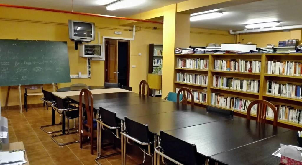 Biblioteca municipal de Moeche