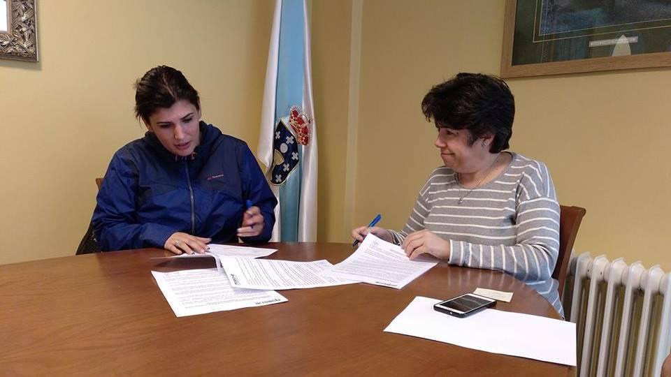 Convenio de colaboración co CEIP San Ramón