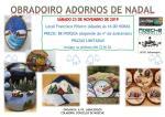 OBRADOIRO DE ADORNOS DE NADAL