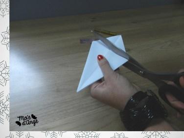 DIY Sapin en origami