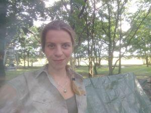 Tessa Yanover a.k.a. Moedertje Groen