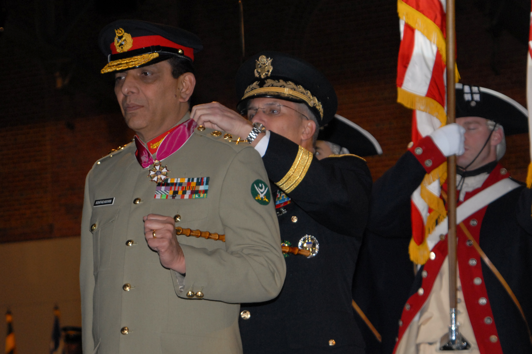 Pakistan's Army Chief Fights to keep his Job??? New York Times, 15th June 2011…!