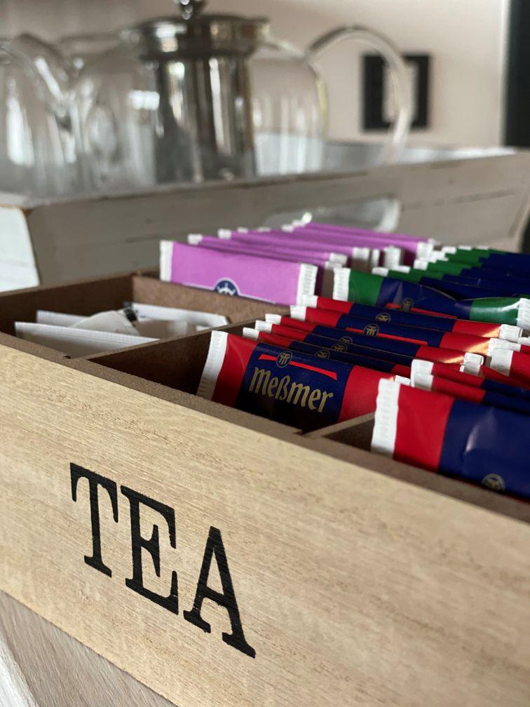 Teestation