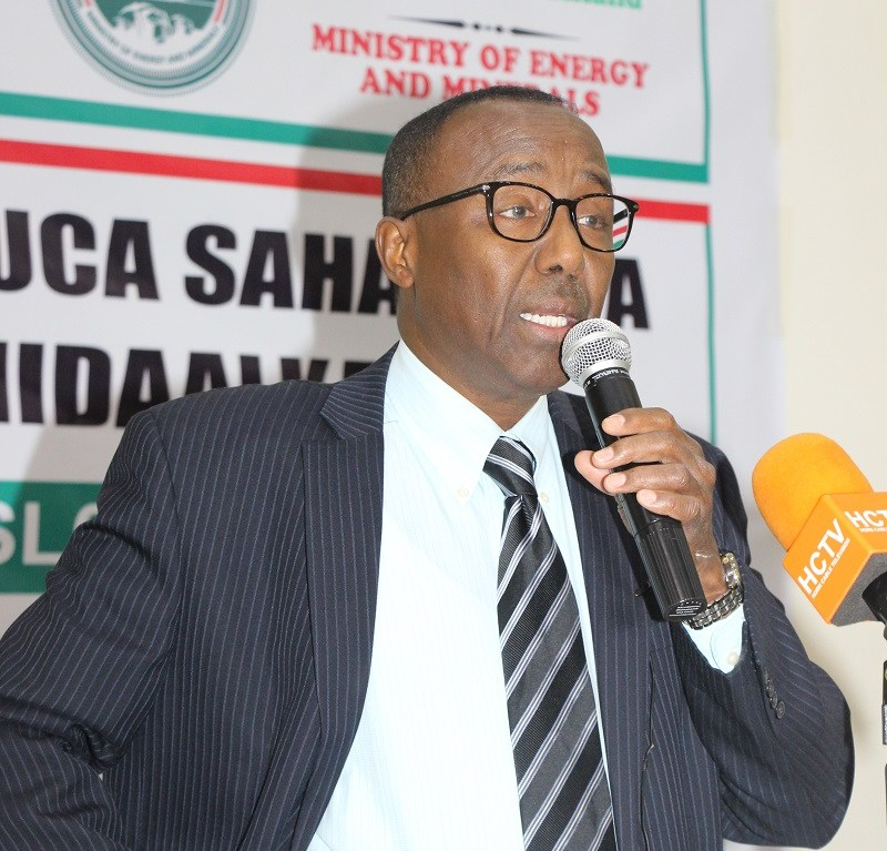 Ministry of Energy holds One Day Community Engagement Workshop in Marodi Jeh & Hawd Regions